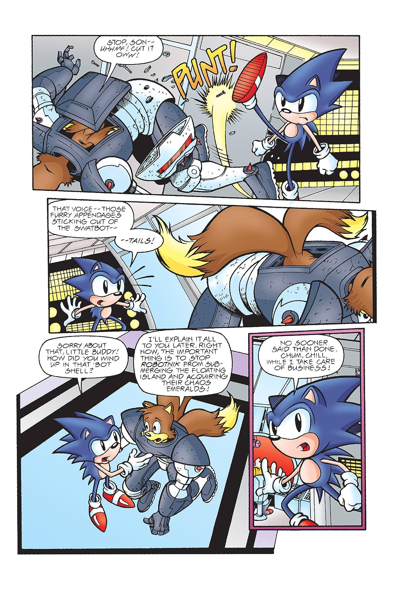 Sonic Quest: The Death Egg Saga #3