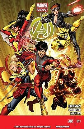 Avengers (2012-2015) #11
