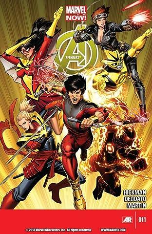 Avengers (2012-2015) No.11
