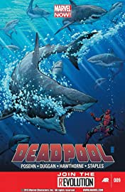 Deadpool (2012-2015) #9