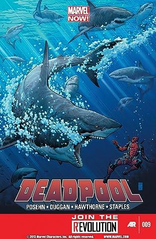 Deadpool (2012-) #9