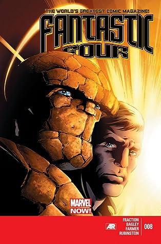 Fantastic Four (2012-2014) #8