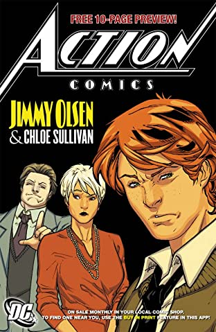 Action Comics (1938-2011) #893: Preview