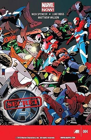 Secret Avengers (2013-2014) #4