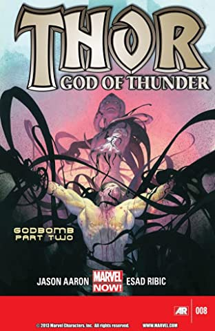 Thor: God of Thunder No.8