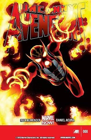 Uncanny Avengers (2012-2014) #8