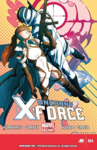 Uncanny X-Force (2013-2014) No.4