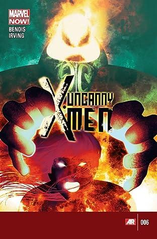 Uncanny X-Men (2013-2015) #6