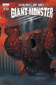Giant Monster #2 (of 2)