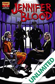 Garth Ennis' Jennifer Blood #26