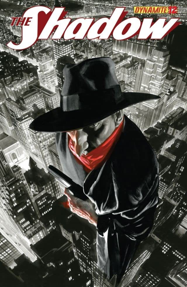 The Shadow #12: Digital Exclusive Edition