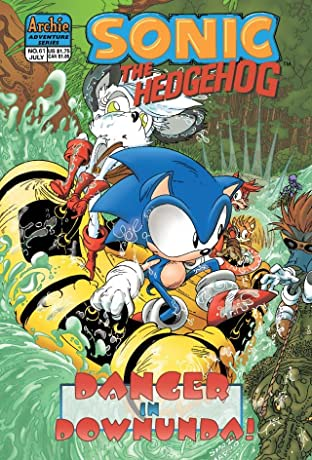 Sonic the Hedgehog #61