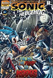 Sonic the Hedgehog #70