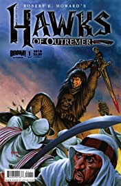 Robert E. Howard's Hawks of Outremer #1 (of 4)