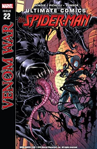 Ultimate Comics Spider-Man (2011-2013) #22