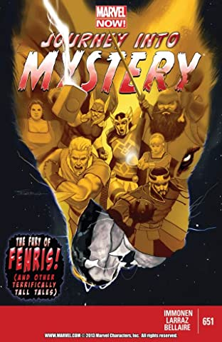 Journey Into Mystery (2011-2013) #651
