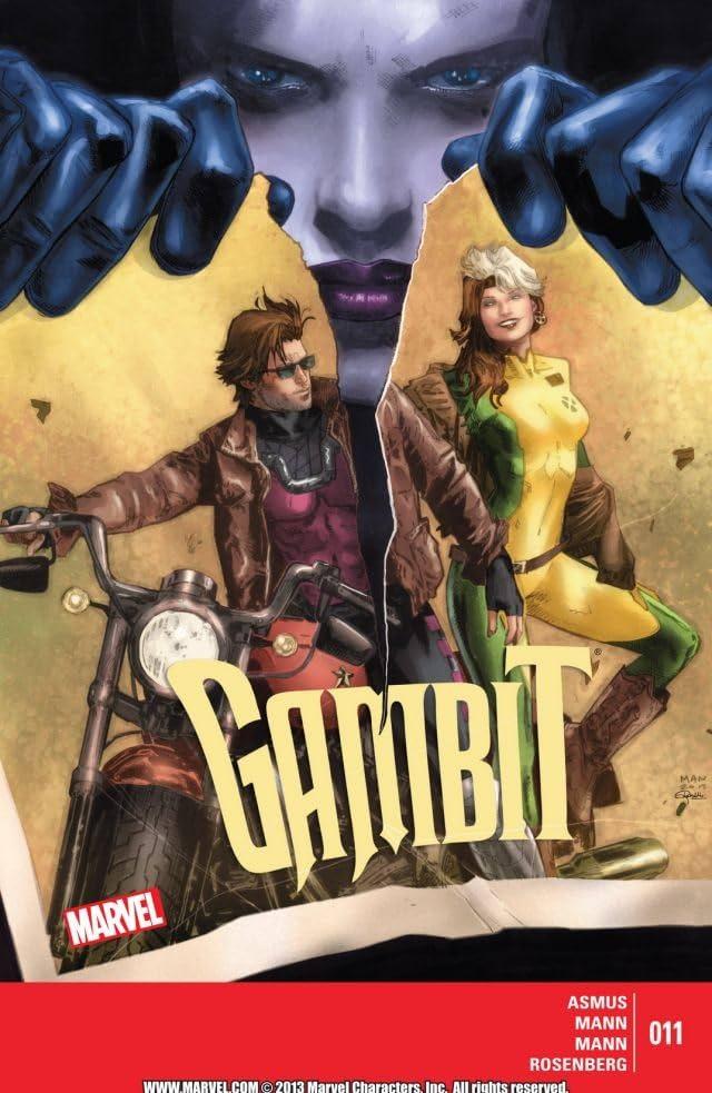 Gambit (2012-2013) #11