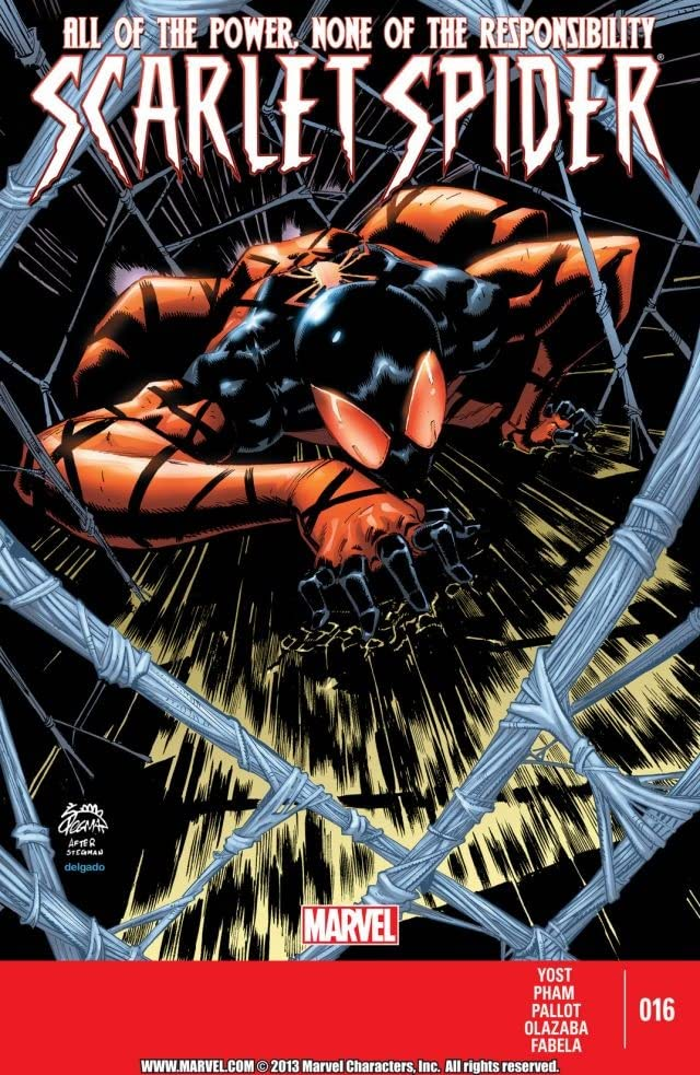 Scarlet Spider #16