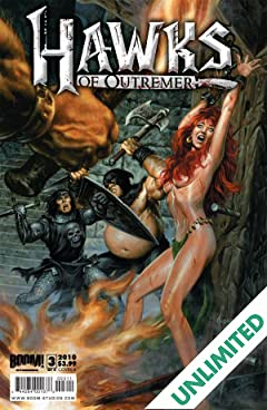 Robert E. Howard's Hawks of Outremer #3 (of 4)