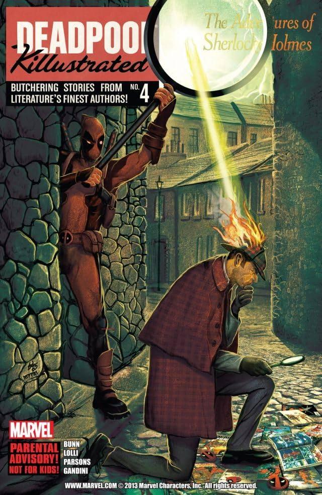 Deadpool Killustrated #4 (of 4)