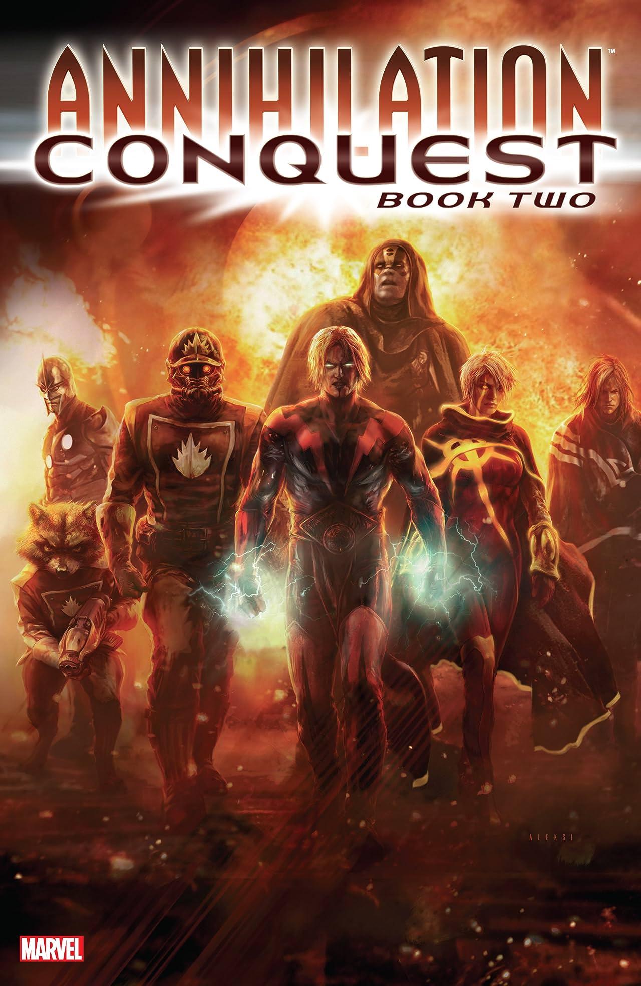 Annihilation: Conquest: Book Two