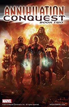 Annihilation: Conquest: Book Two