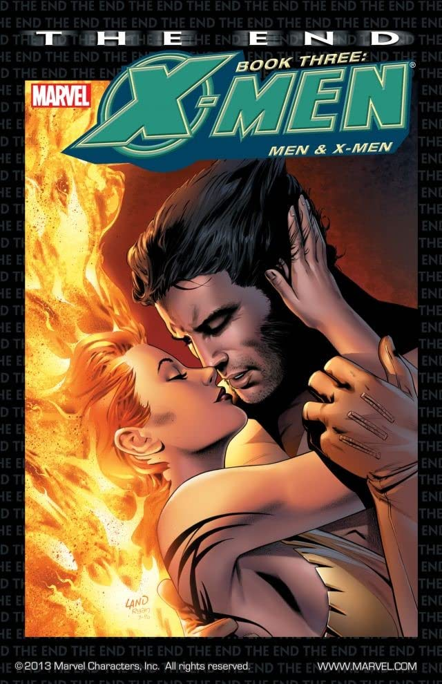X-Men: The End Book Three