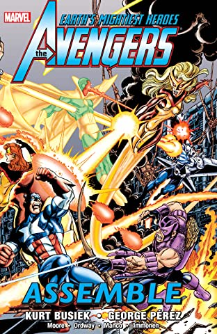 Avengers Assemble Tome 2