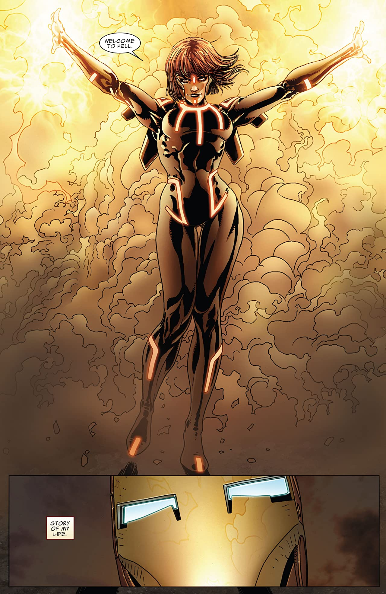 Invincible Iron Man Vol. 10: Long Way Down