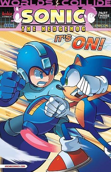 Sonic the Hedgehog #248
