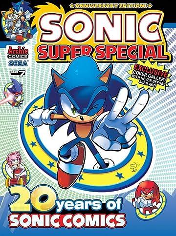 Sonic Super Special Magazine #7