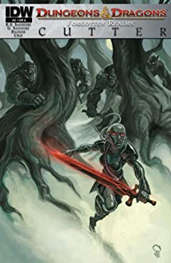 Dungeons & Dragons: Cutter #2 (of 5)
