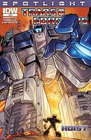 Transformers: Spotlight - Hoist #1