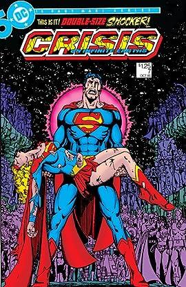Crisis on Infinite Earths #7