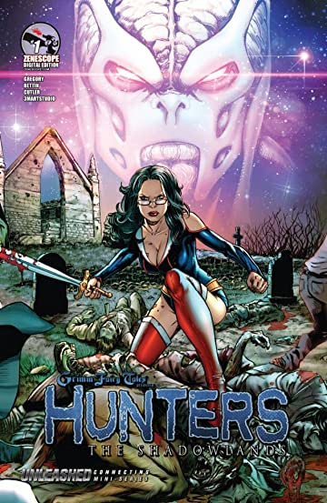 Grimm Fairy Tales: Hunters: The Shadowlands #1 (of 5)