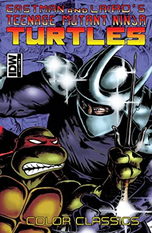 Teenage Mutant Ninja Turtles: Color Classics #10