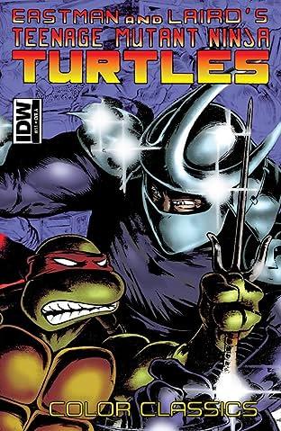 Teenage Mutant Ninja Turtles: Color Classics No.10