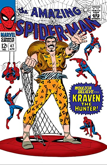 Amazing Spider-Man (1963-1998) #47