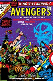 Avengers (1963-1996) Annual #7