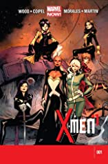 X-Men (2013-) #1