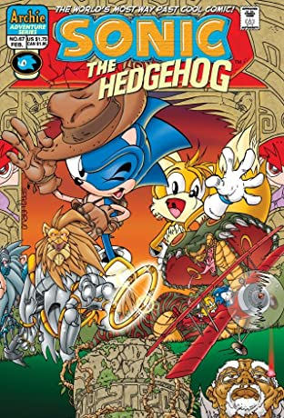 Sonic the Hedgehog #67