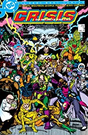 Crisis on Infinite Earths #9