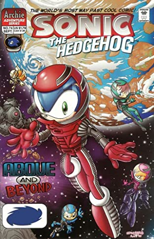Sonic the Hedgehog #74