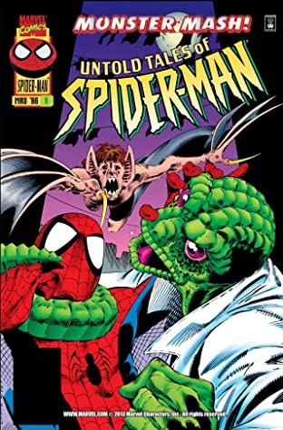 Untold Tales of Spider-Man #9
