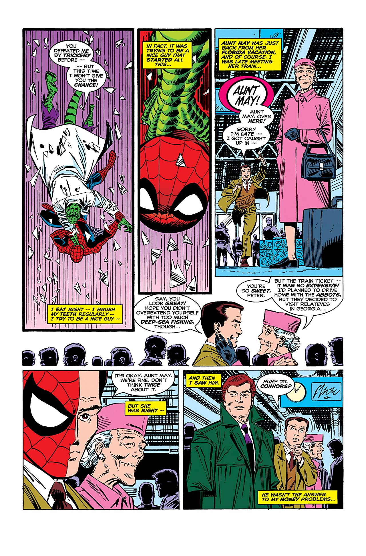 Untold Tales of Spider-Man (1995-1997) #9