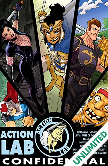 Action Lab Confidential: Volume One