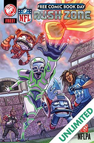 NFL Rush Zone: FCBD