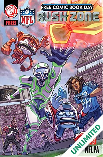 NFL Rush Zone: FCBD
