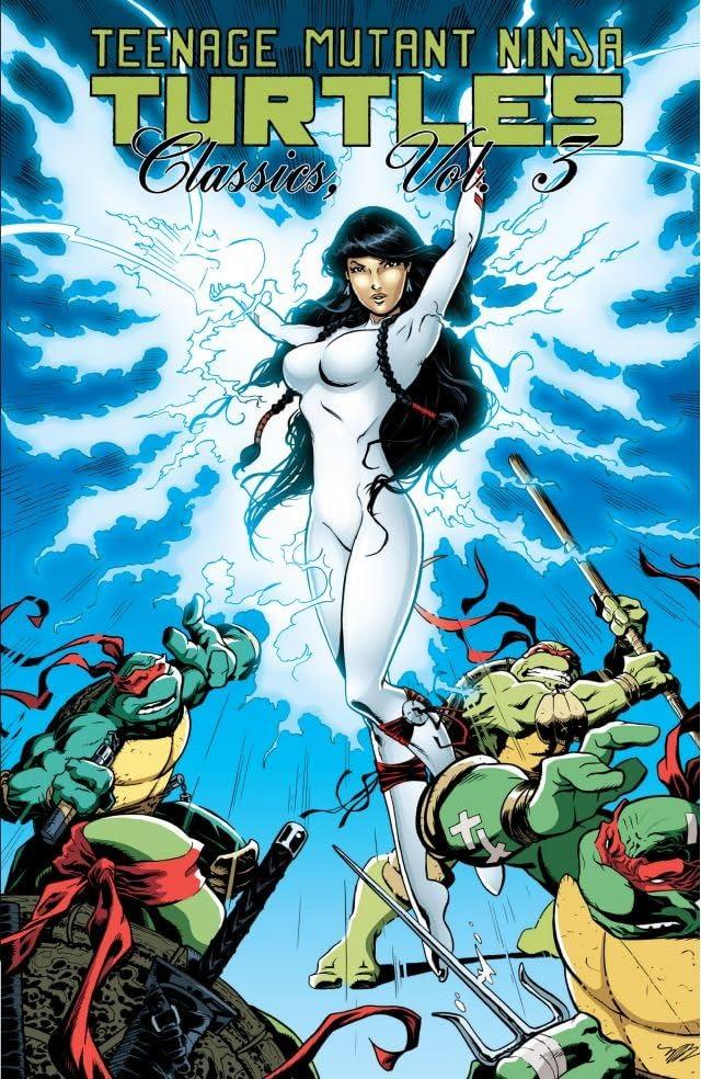 Teenage Mutant Ninja Turtles: Classics Vol. 3
