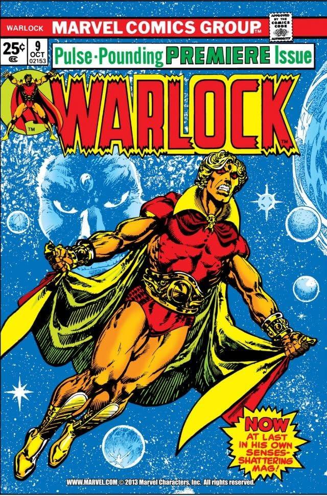 Warlock (1972-1976) #9